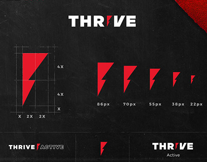 THRIVE Active - Athletic Apparel Brand