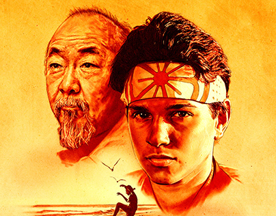 The Karate Kid, alternative movie poster