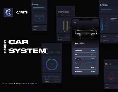 CAREYE mobile app casestudy
