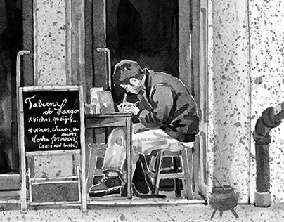 People in Porto