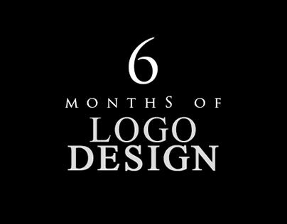 Six Months of Logos // 2015 - Jan -- July