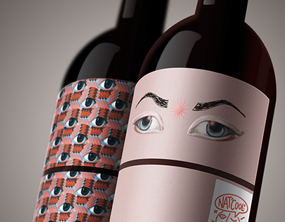 NIEPOORT Portugal Wine 'Nat'Cool!' Bottle Design