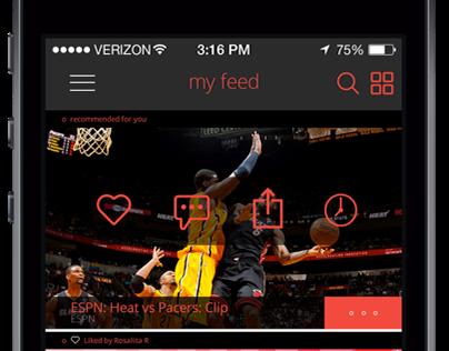 Verizon App and Flow (Spec)