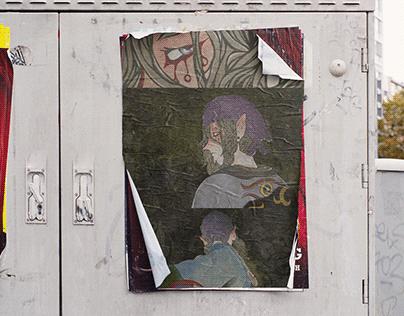 Mononoke fan art
