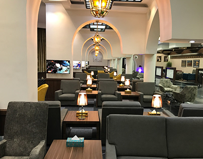 Mehrabad Airport CIP lounge