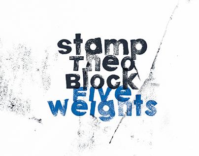LRC Type - Stamp Theo Block (Free)