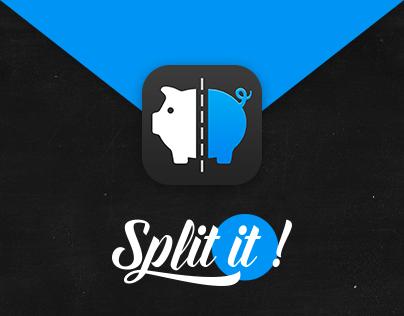 Split it App - iPhone & iPad