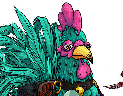 Dungeon Pets TTRPG Zine Cover