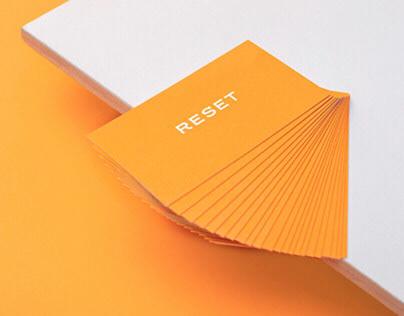 RESET - Rebranding