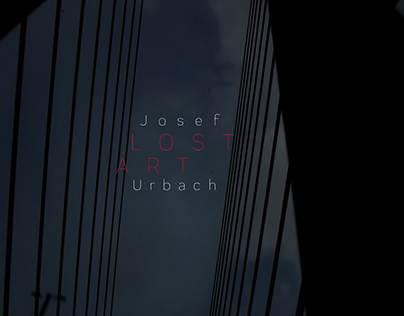 Josef Urbach – Lost Art Documentary movie trailer UK