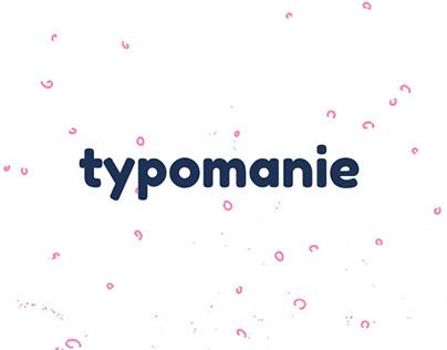Typomanie