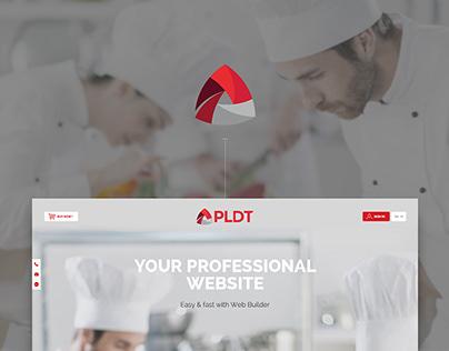 PLDT Landing Design