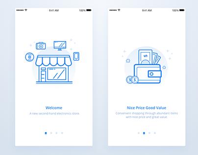 Ere App Concept Design