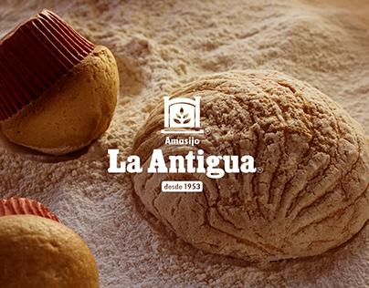 Aplicaciones Para Panadería La Antigua On Behance