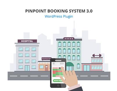Pinpoint Booking System 3.0 WordPress Plugin