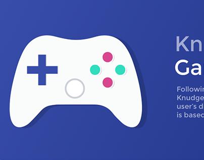 Knudge.me Games
