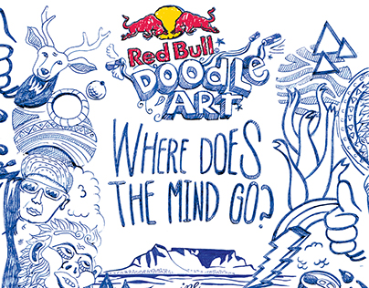 Red Bull Doodle Art Global Gallery 2014