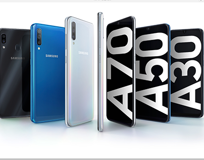 SAMSUNG Yeni Galaxy A Ailesi Digital Campaign