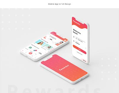 Reward Card App