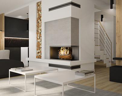 Modern apartament Wroclaw
