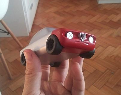 Mini Alfa Romeo GTE