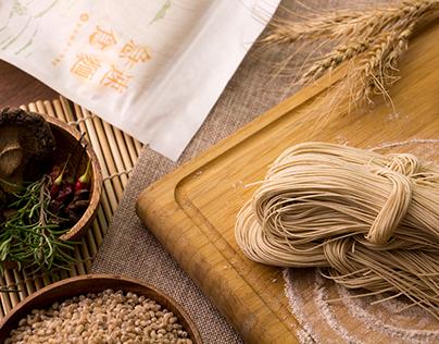 Packaging │急食速麵 Taiwan Flour Vermicelli