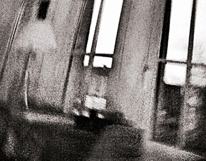 blurring perception - stefanie milow