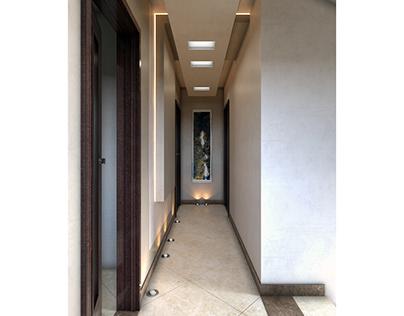 Small Villa First Floor