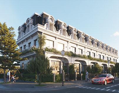 Villa adjacent . VietNam