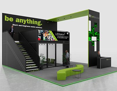 *beMatrix* Exhibition Design