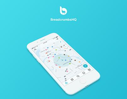 App BreadcrumbsHQ