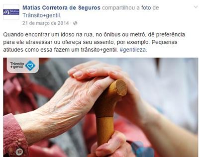 Social Media - Matias Corretora