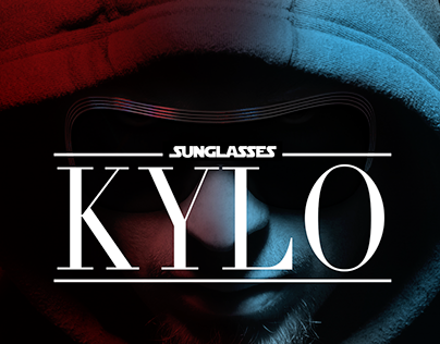 Kylo (Fan-Art Sunglasses)