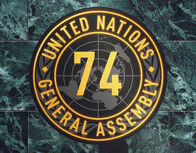 United Nations General Assembly Network Branding