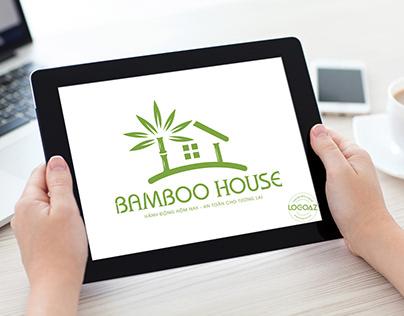 BAMBOO HOUSE - DESIGN LOGOAZ