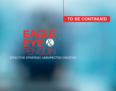 Eagle Eye & Penguin Showreel 2016