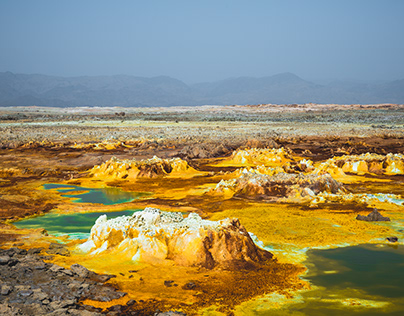 HELL IS A PLACE ON EARTH | DALLOL, ETIOPIA.