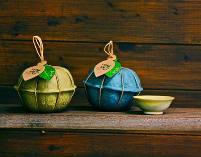 包裝|揪柑心 - 台灣水果茶