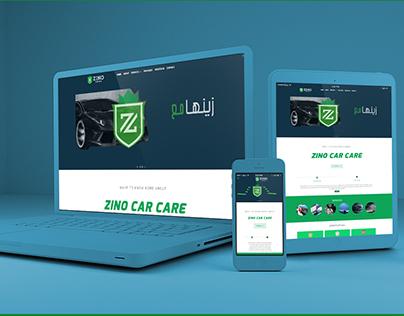 Zino Web site