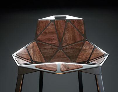 Накладки для стула Chair_ONE