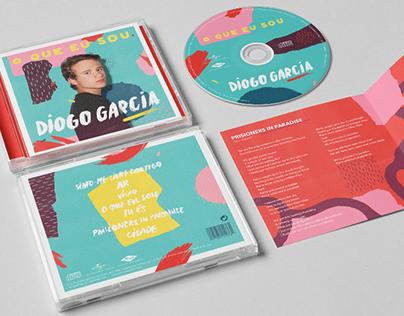 Diogo Garcia - O Que Eu Sou Artwork