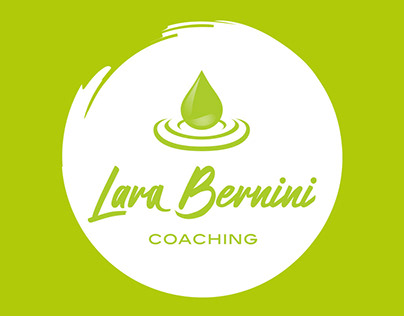 Marchio e logotipo per Lara Bernini Coaching