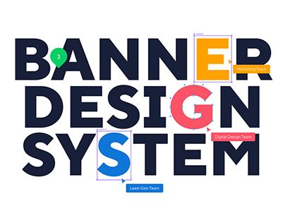Banner Design System
