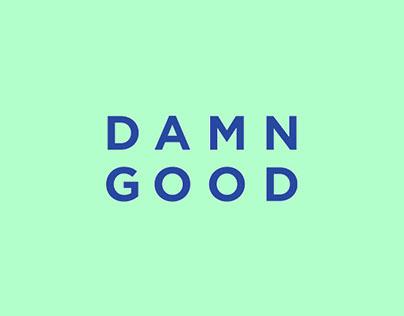 Damn Good — Branding