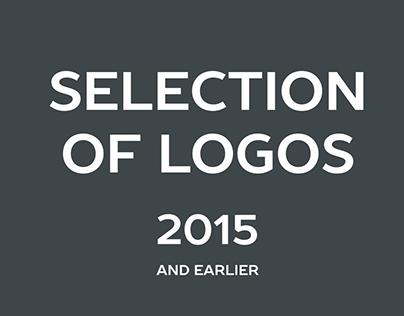 Logotypes. Selection 2015.