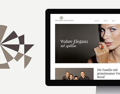 Webdesign Tiroler Goldschmied
