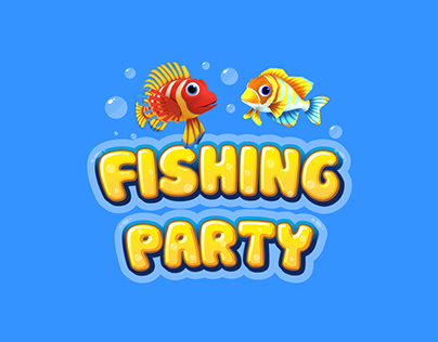 Fishing Party Logo