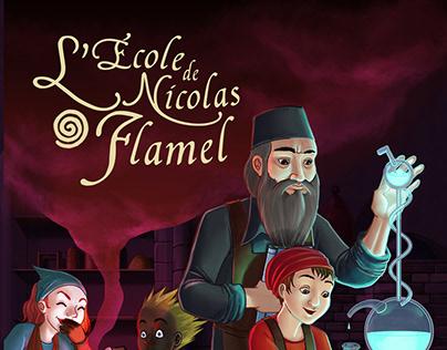 Nicolas Flamel's school