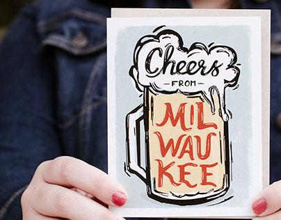 Cheers From Milwaukee