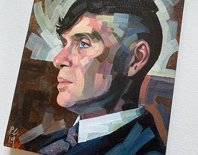Thomas Shelby- Portrait